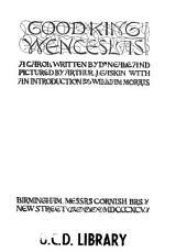 Good King Wenceslas: A Carol