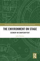 The Environment on Stage PDF