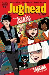 Jughead (2015-) #15: Music, Magic & Mayhem Part One