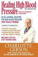 Healing High Blood Pressure