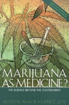 Download Marijuana As Medicine  Book