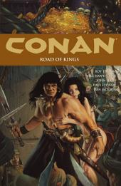 Conan Volume 11: Road of Kings: Volume 11, Issues 1-6
