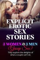 Explicit Erotic Sex Stories PDF