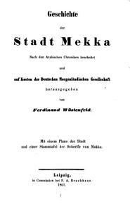 Geschichte der Stadt Mekka PDF