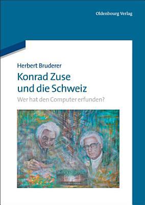 Konrad Zuse und die Schweiz PDF