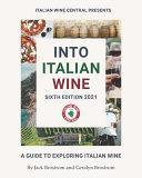 Into Italian Wine  Sixth Edition PDF