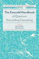 The Emerald Handbook of Quantum Storytelling Consulting PDF