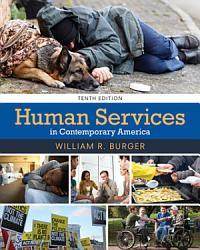 Human Services In Contemporary America Book PDF
