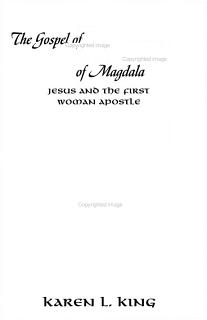The Gospel of Mary of Magdala Book