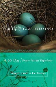 Multiply Your Blessings Book