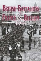 British Battalions in France   Belgium PDF