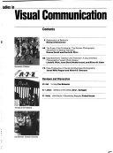 Studies in Visual Communication