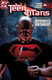 Teen Titans (2003-) #24