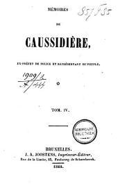Mémoires de Caussidière, expréfet de police et représentant du peuple: Volume2