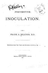 Preventative inoculation