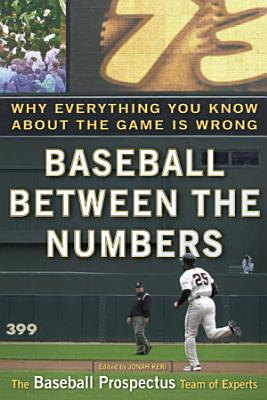 Baseball Between the Numbers PDF