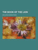 The Book of the Lion PDF