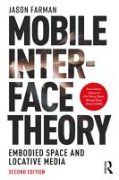 Mobile Interface Theory PDF
