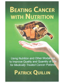Beating Cancer with Nutrition Book