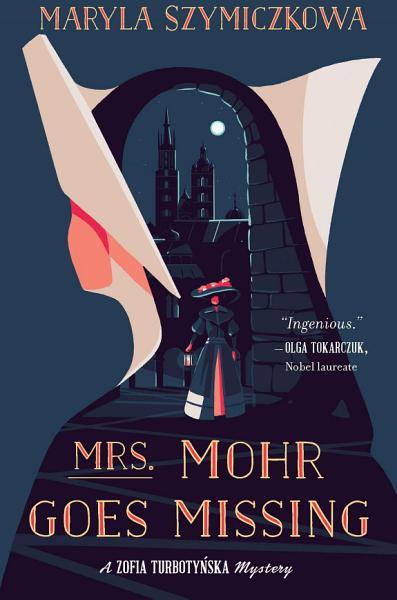 Download Mrs  Mohr Goes Missing Book