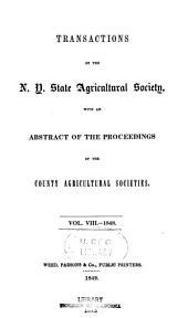 Proceedings ...: Volume 8