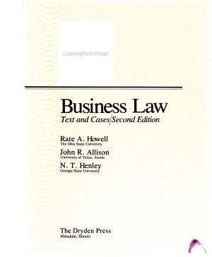 Business Law PDF