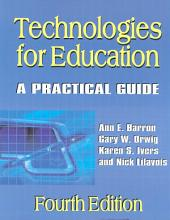 Technologies for Education: A Practical Guide