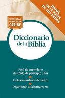 Diccionario de la Biblia PDF