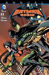 Batman and Robin Annual (2013-) #2