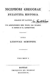 Corpus scriptorum historiae byzantinae: Volume 6