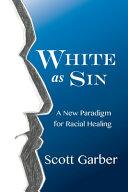 White as Sin Book
