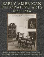 Early American Decorative Arts  1620 1860 PDF