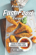 Freezer Fast Food Recipes