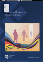 Unlocking Markets for Women to Trade PDF