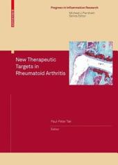 New Therapeutic Targets in Rheumatoid Arthritis
