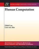 Human Computation PDF
