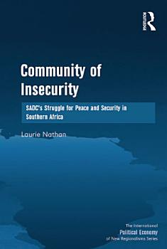 Community of Insecurity PDF