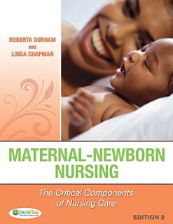 Maternal Newborn Nursing Book
