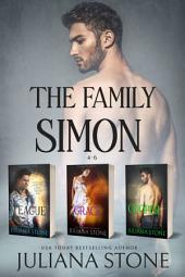 The Family Simon Boxed Set 1-3