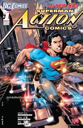 Action Comics (2011- ) #1