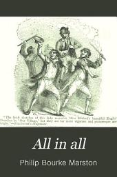 All in All: Poems and Sonnets