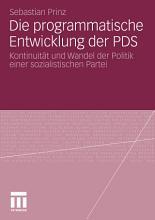 Die programmatische Entwicklung der PDS PDF