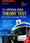 The Official DVSA Theory Test for Drivers of Large Vehicles PDF