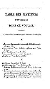 Recueil de lois et règlemens concernant l'instruction publique: depuis l'édit de Henri iv en 1598, jusqu'à ce jour. Publié par ordre du ... Grand-Maître de l'Université de France, Volume1