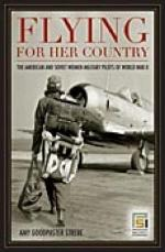 Flying for Her Country