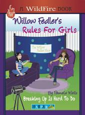 Willow Fedler's Rules For Girls: Breaking Up Is Hard To Do