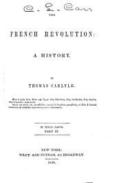 The French Revolution: A History, Part 2
