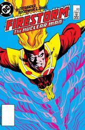 The Fury of Firestorm (1982-) #60