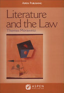 Literature and the Law PDF