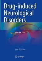Drug induced Neurological Disorders PDF